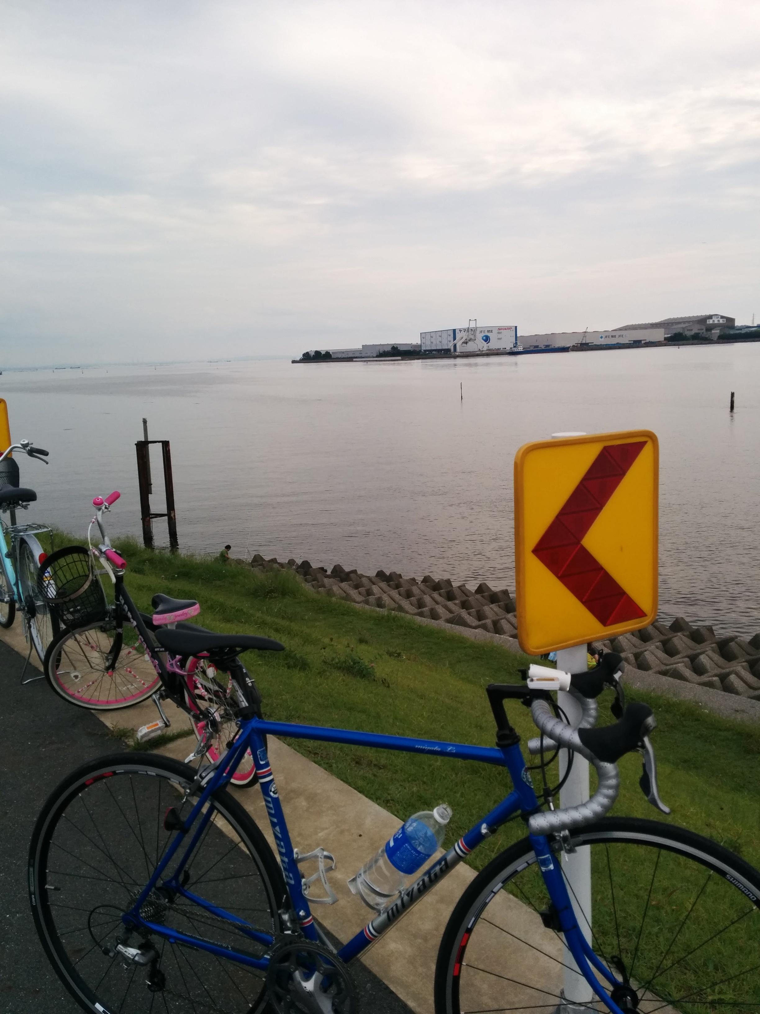 利根川~江戸川自転車道案内